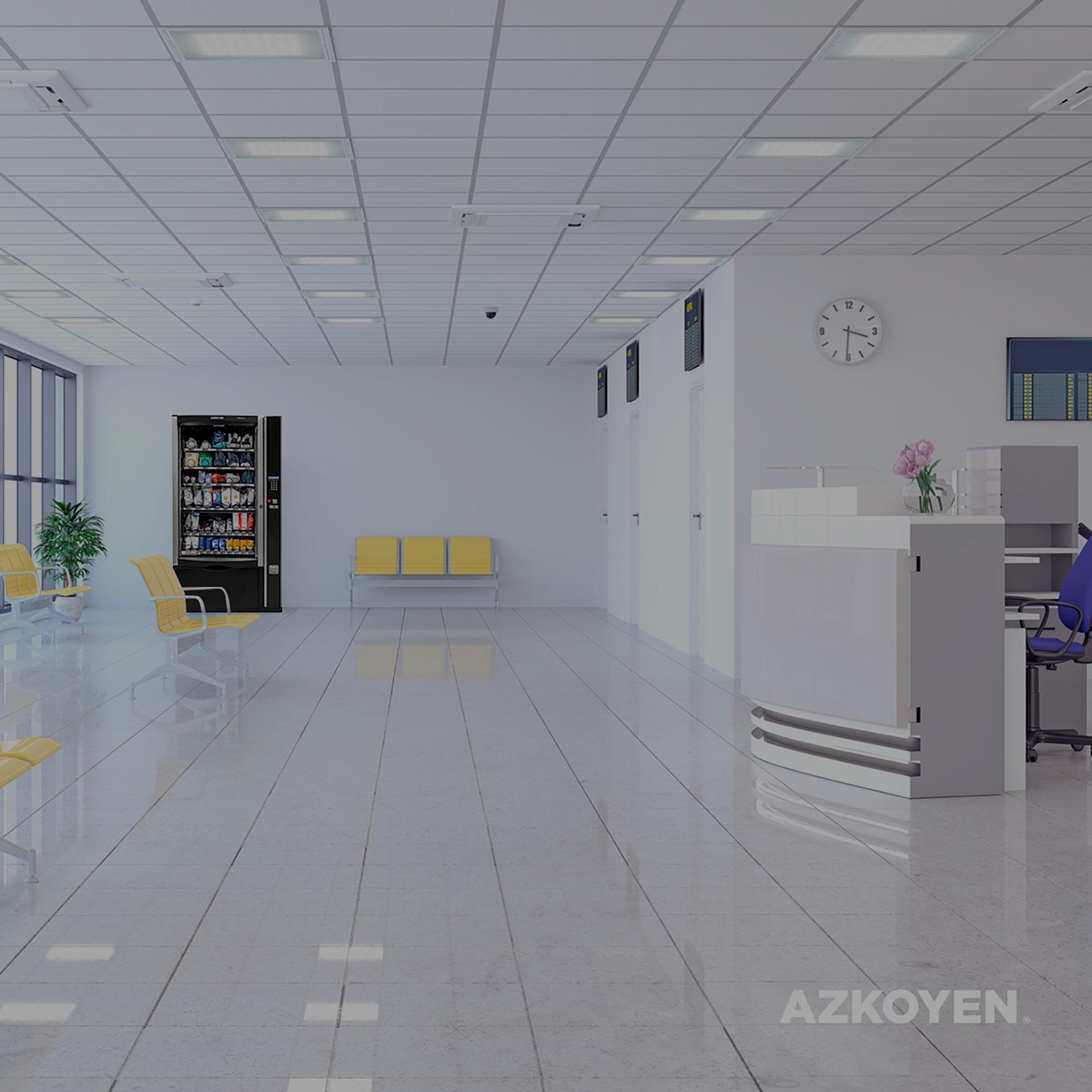 Azkoyen collabore pour la distribution d'EPI gratuits dans ses distributeurs automatiques
