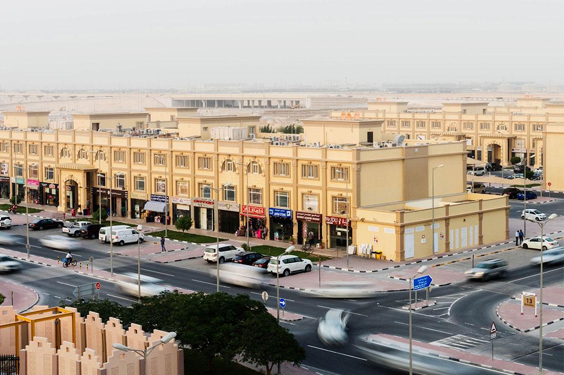 Des emplacements stratégiques au Qatar dotés de machines Azkoyenv